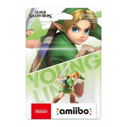 Amiibo Super Smash Bros Link enfant