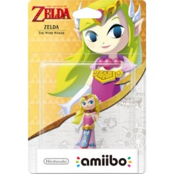 Amiibo The Legend of Zelda The Wind Waker Zelda