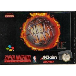 NBA Jam 2 Tournament Edition