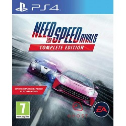 Need For Speed Rivals Edition Complete
