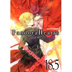 Pandora Hearts Guide Officiel 18.5