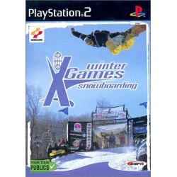 Espn Winter X Games Snowboarding 2