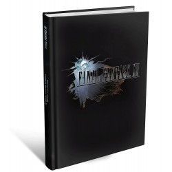 Final Fantasy 15 Guide collector