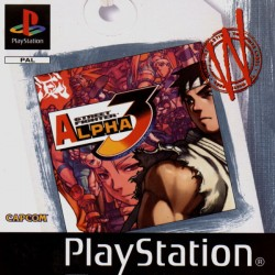 Street Fighter Alpha 3 Value Series