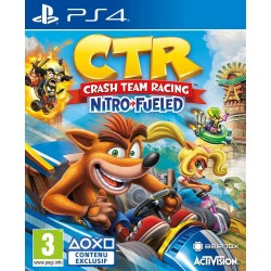 CTR Crash Team Racing Nitro Fuel