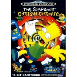 The Simpsons Bart's Nightmare