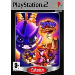 Spyro A Hero's Tail Platinum