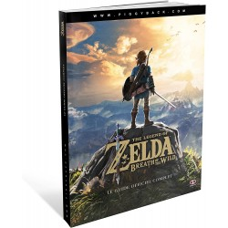 Le guide The Legend of Zelda Breath of the Wild