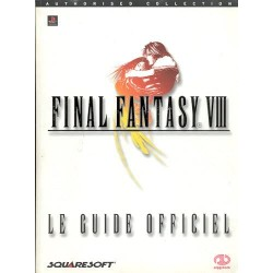 Guide officiel Final Fantasy VIII
