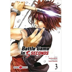 Battle Game in 5 Seconds Tome 03
