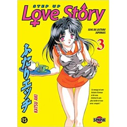 Step Up Love Story tome 3