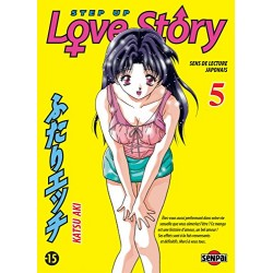 Step up Love Story Tome 05