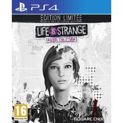 Life is Strange Before the Storm Edition Limitée
