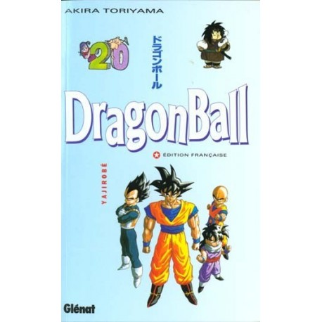 Dragon Ball Tome 20 Yajirobé