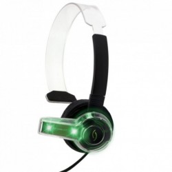 Casque Filaire Afterglow Vert Xbox 360