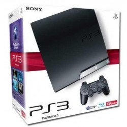 SONY PS3 Slim 120 Go