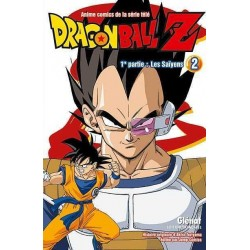 Dragon Ball Z Partie 1 Tome 02
