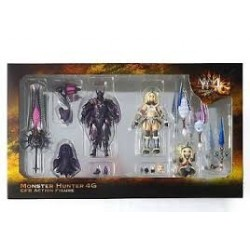 Monster Hunter 4G CFB Action Figure
