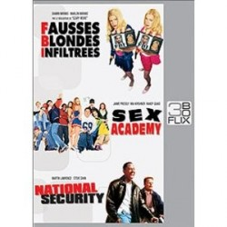 Fausses Blondes Infiltrées + Sex Academy + National Security