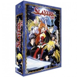 Slayers Try collector
