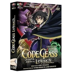 Code Geass Lelouch of the Rebellion Collector Box 3