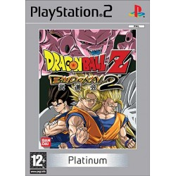 Dragon Ball Budokai 2 Platinum