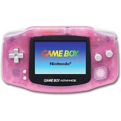 Game boy advance rose