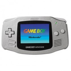 Game boy advance grise