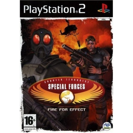 CT Special Forces Fire Effect