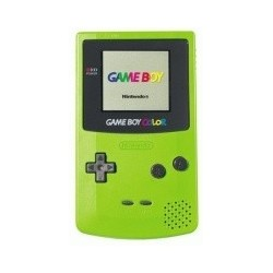 Game Boy Color Vert