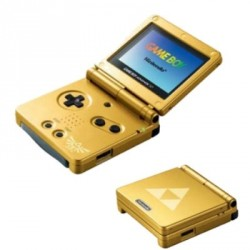 Game Boy Advance SP Edtion Zelda
