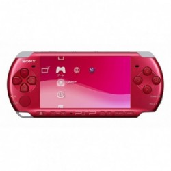 SONY PSP 3000 Radiant Red