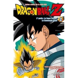Dragon Ball Z Partie 2 Tome 02