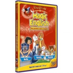 Magic English mes premiers mots d'anglais