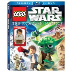 Lego Star Wars la Menace Padawan