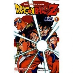 Dragon Ball Z Partie 1 Tome 04