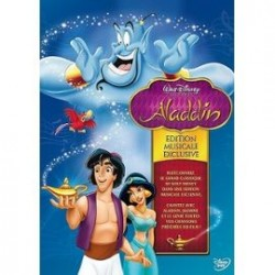 Aladdin édition musicale exclusive