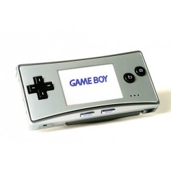 Game Boy Micro Grise