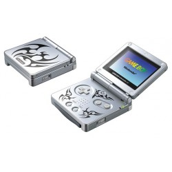 Game Boy Advance SP Tribal