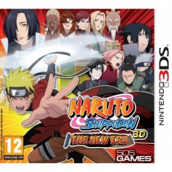 Naruto Shippuden The New Era 3D