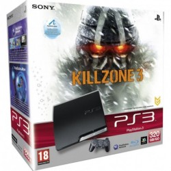 SONY PS3 Slim 320 Go Pack Killzone 3