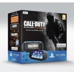 SONY PS VITA WIFI + COD Black Ops 2 + Carte 4Go