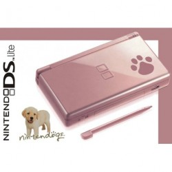 Nintendo DS Lite Limited Edition Nintendogs