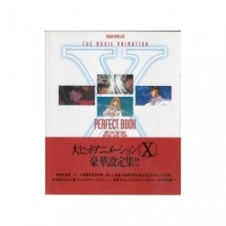 The Movie Animation X Perfect Book